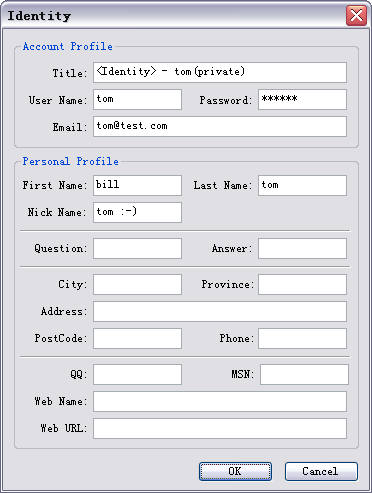 GreenBrowser Auto Fill Form